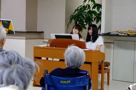 ボランティアピアノ