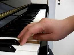 ピアノ指くぐり